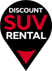 Discount SUV Rental Logo